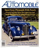Collectible Automobile Magazine 10/1/2017