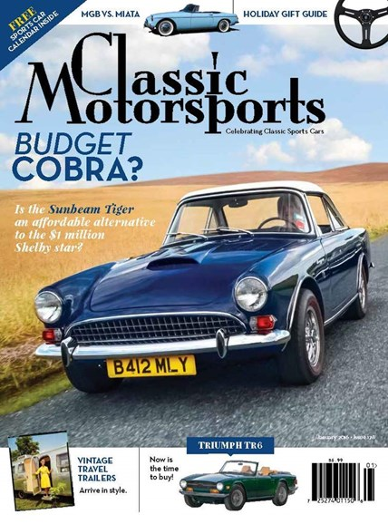 Classic Motorsports Cover - 1/1/2016