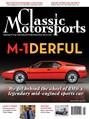 Classic Motorsports Magazine   1/2018 Cover
