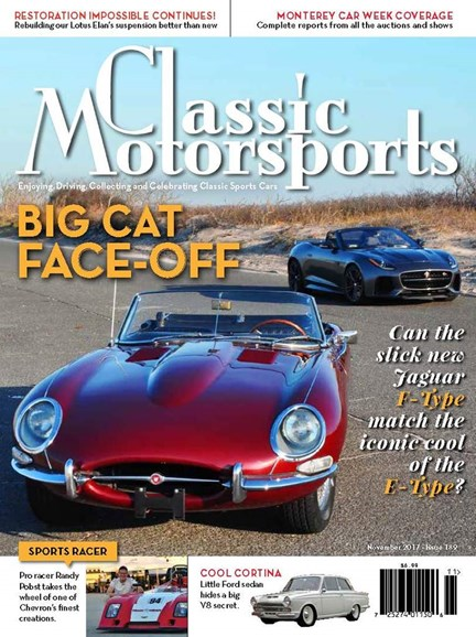 Classic Motorsports Cover - 11/1/2017
