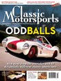 Classic Motorsports Magazine | 3/2018 Cover