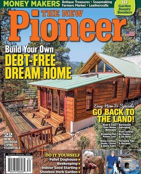 The New Pioneer Cover - 6/1/2018
