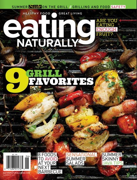 Eating Naturally Cover - 8/1/2017