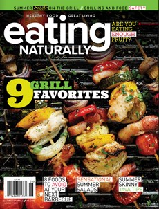 Eating Naturally | 8/2017 Cover