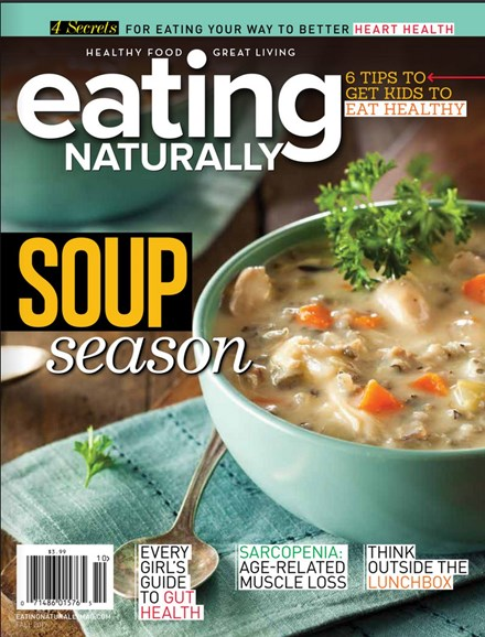 Eating Naturally Cover - 9/1/2017