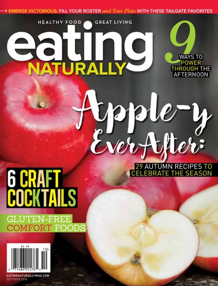 Eating Naturally Cover - 10/1/2016