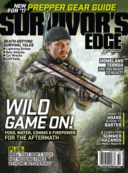 Survivor's Edge Cover - 6/1/2017