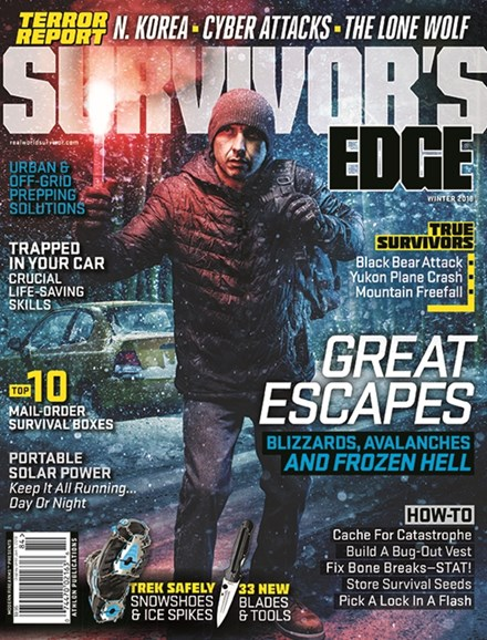 Survivor's Edge Cover - 12/1/2017
