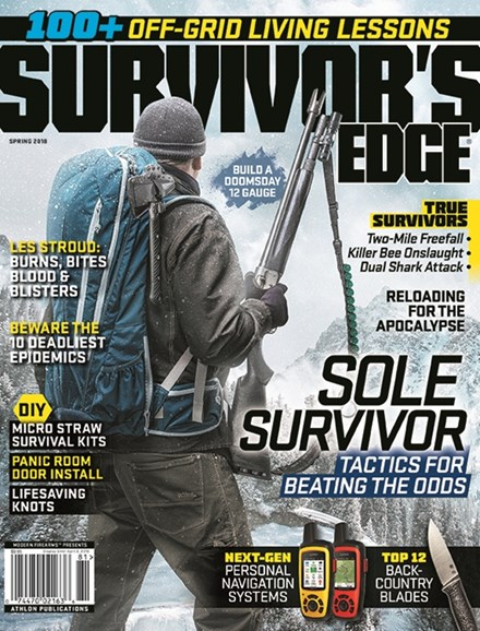 Survivor's Edge Cover - 3/1/2018