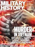 Military History Magazine 7/1/2018