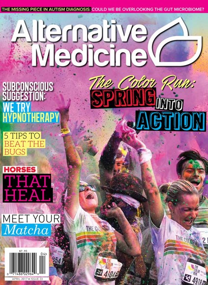 Alternative Medicine Cover - 4/1/2017