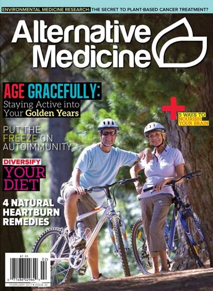 Alternative Medicine Cover - 2/1/2017