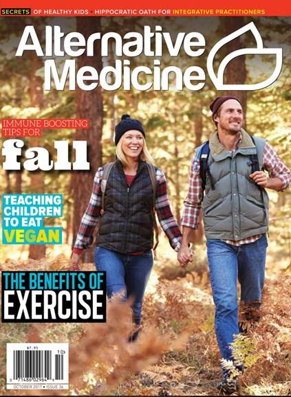 Alternative Medicine Cover - 9/1/2017