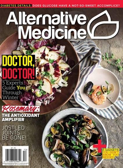 Alternative Medicine Cover - 12/1/2016