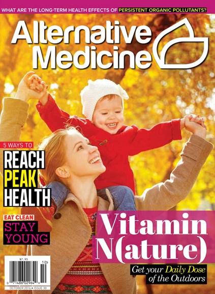 Alternative Medicine Cover - 10/1/2016