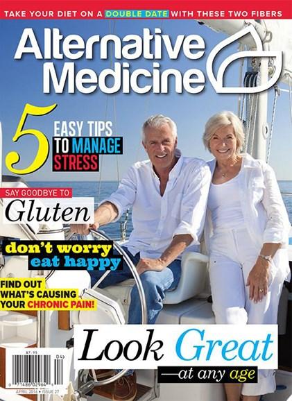 Alternative Medicine Cover - 4/1/2016