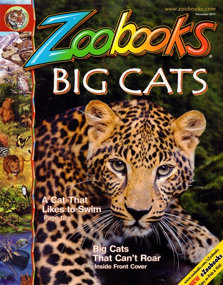 Zoobooks Cover - 12/1/2017