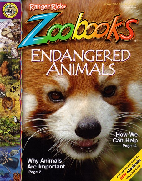 Zoobooks Cover - 2/1/2018