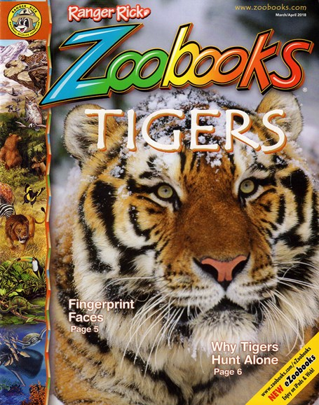 Zoobooks Cover - 3/1/2018