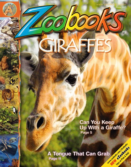 Zoobooks Cover - 10/1/2017