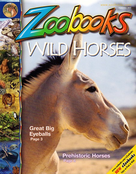 Zoobooks Cover - 9/1/2017