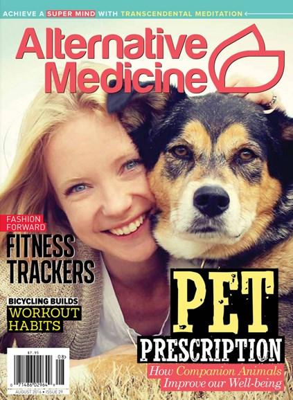 Alternative Medicine Cover - 8/1/2016