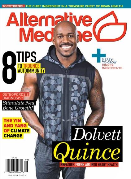 Alternative Medicine Cover - 6/1/2016