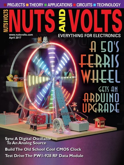 Nuts & Volts Cover - 4/1/2017