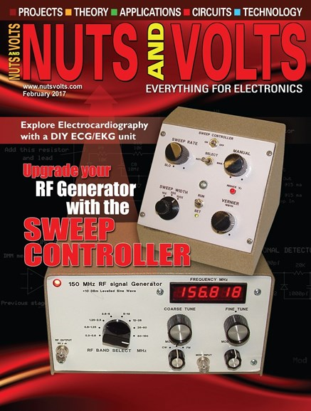 Nuts & Volts Cover - 2/1/2017