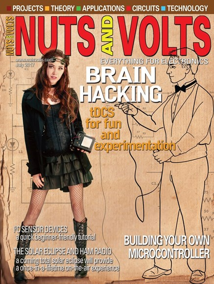 Nuts & Volts Cover - 7/1/2017