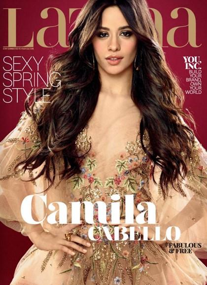 Latina Cover - 3/1/2017