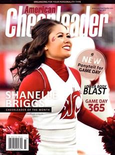American Cheerleader | 9/2017 Cover