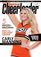 American Cheerleader Magazine 3/1/2017