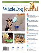 Whole Dog Journal 4/1/2018