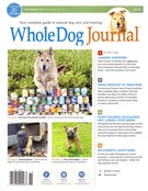 Whole Dog Journal 11/1/2017