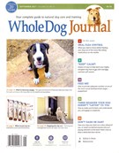 Whole Dog Journal 9/1/2017
