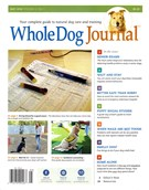 Whole Dog Journal 5/1/2018