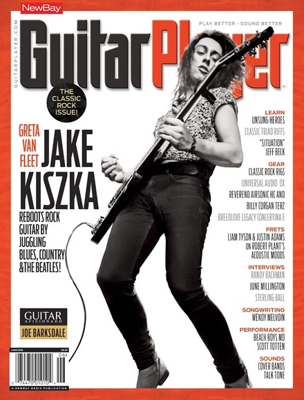 Guitar Player Cover - 6/1/2018