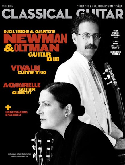 Classical Guitar Cover - 12/1/2017