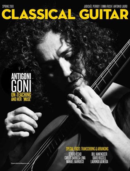 Classical Guitar Cover - 3/1/2018