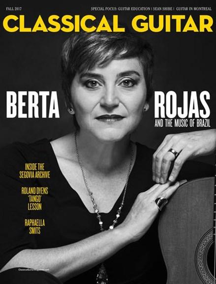 Classical Guitar Cover - 9/1/2017