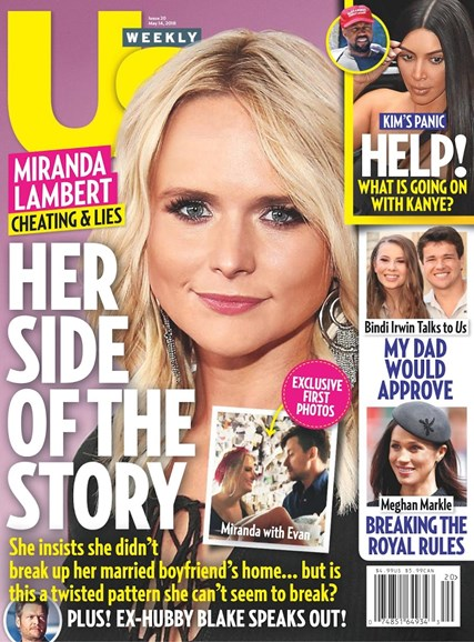 Us Weekly Cover - 5/14/2018