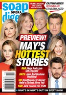 Soap Opera Digest Magazine 5/7/2018