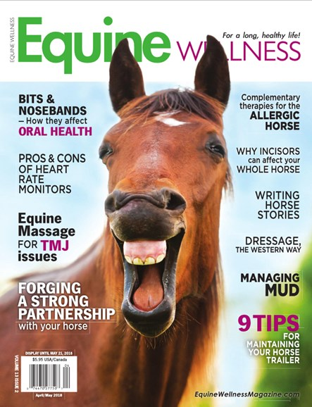 Equine Wellness Cover - 4/1/2018