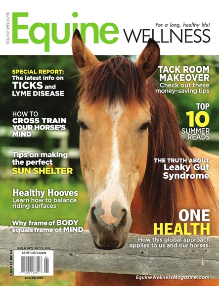 Equine Wellness Cover - 6/1/2018