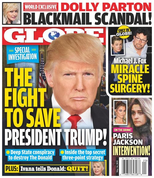 Globe Cover - 5/14/2018