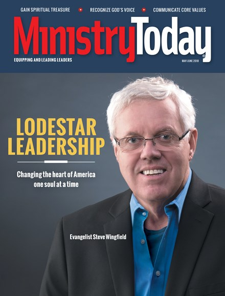 Ministry Today Cover - 5/1/2018