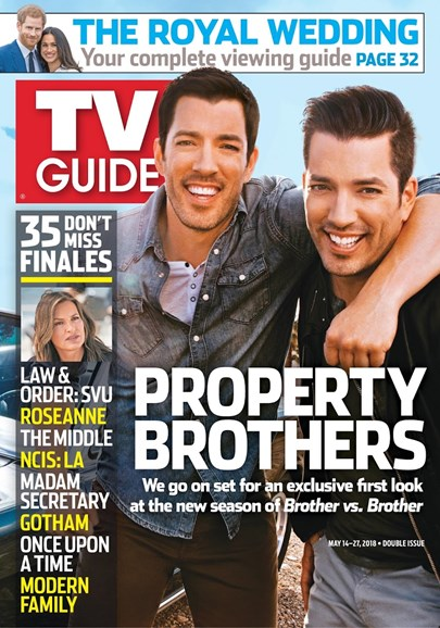 TV Guide Cover - 5/14/2018