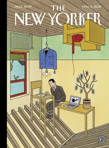 The New Yorker Cover - 5/14/2018