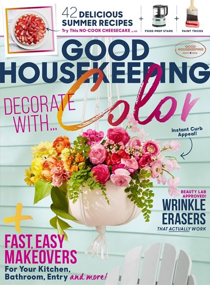 Good Housekeeping Cover - 6/1/2018